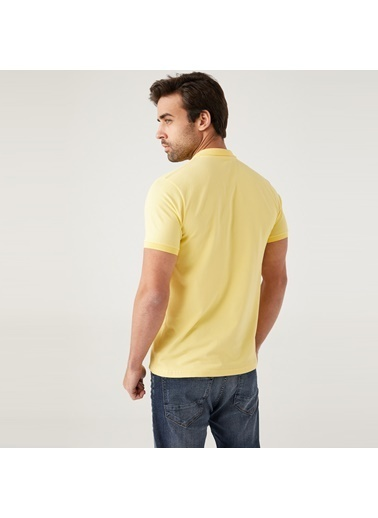 Five Pocket Tişört Sarı